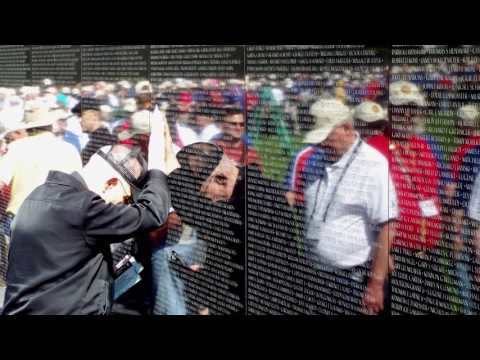 Nebraska Vietnam Veterans D.C. Flight 2017