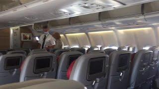 Coronavirus, Roma-Palermo: si vola sul jet intercontinentale per evitare affollamenti