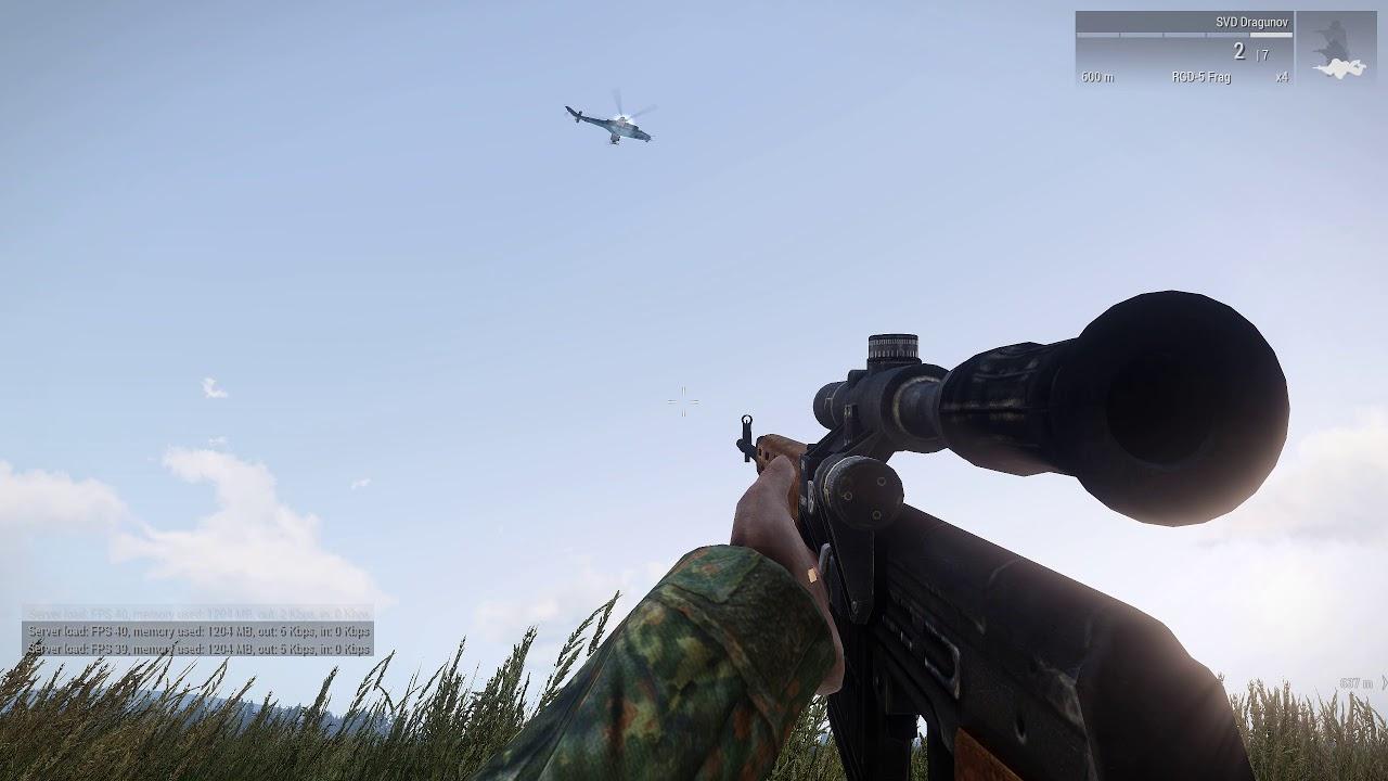 Arma 3 dedicated server default mission z
