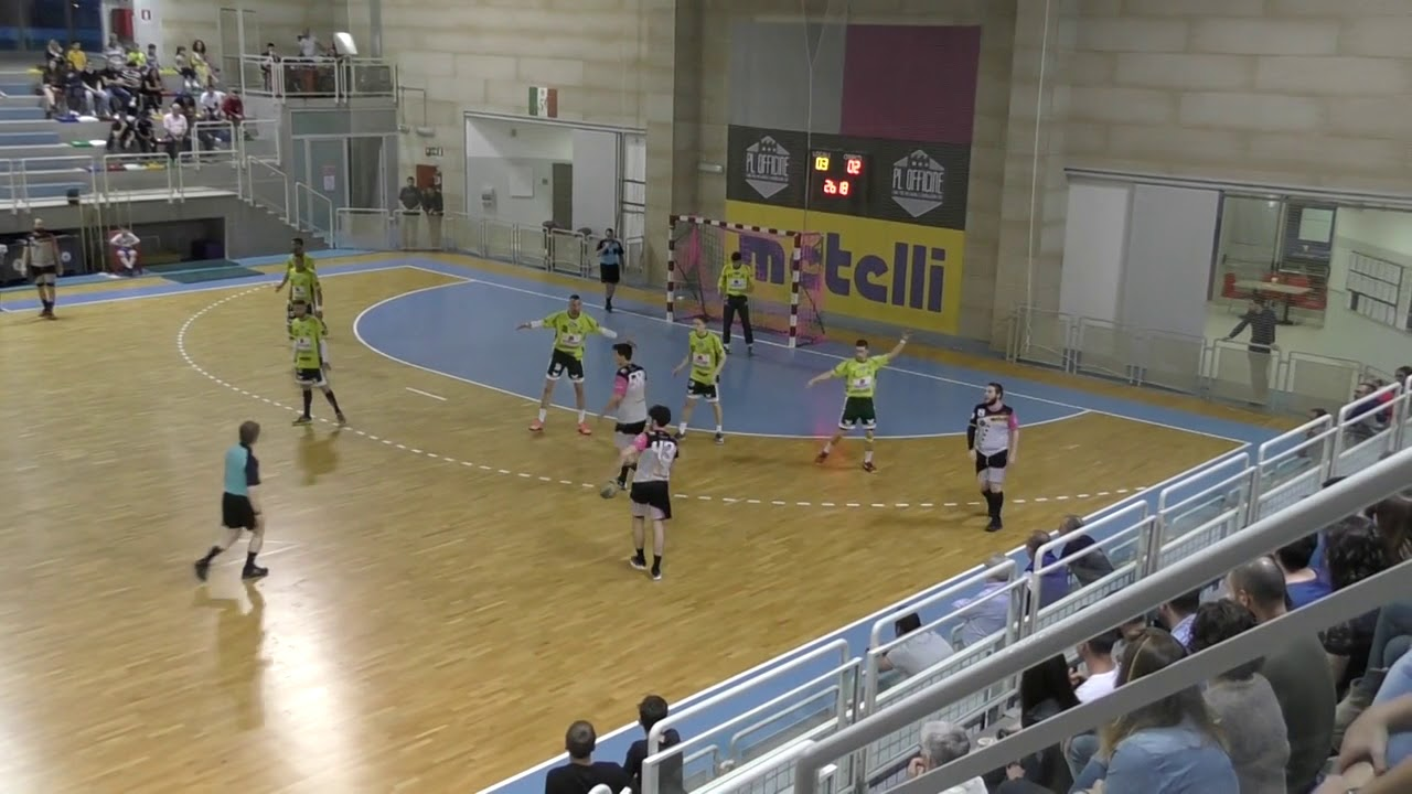 Serie A1M [Promozione 10^]: Metelli Cologne - Brixen 27-26