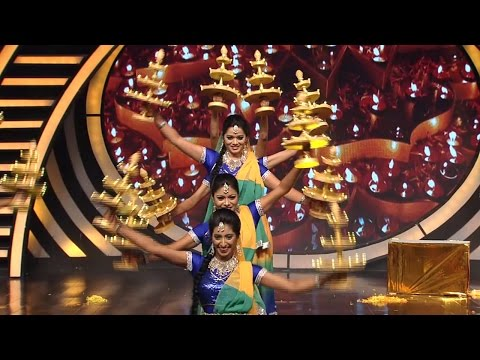 D3 D 4 Dance I Chattambis - Festival of India round I Mazhavil Manorama