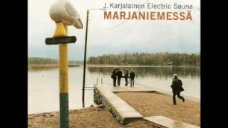 J. Karjalainen Electric Sauna - Tokivai
