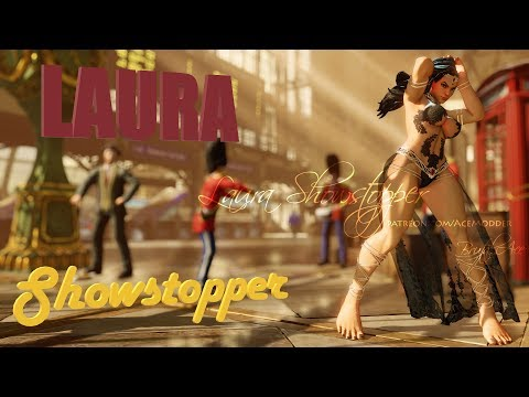 🌠 【MODS】 SFV AE - Laura Showstopper 🌠