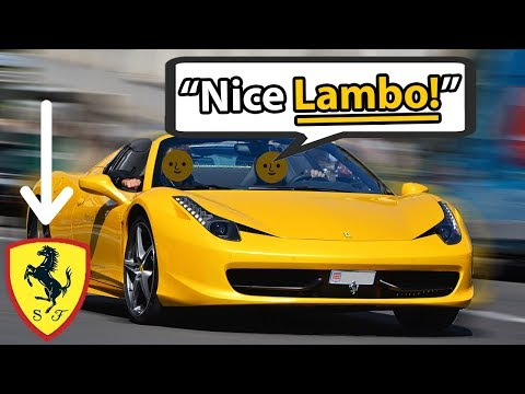 9 DUMBEST Things Non Car-Guys Say!!
