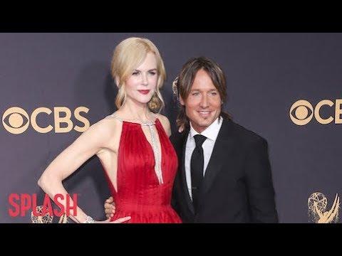 Keith Urban FaceTimes Daughters During Nicole Kidman's Win   Splash TV