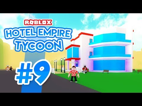 $1 BILLION DOLLAR HOTEL - Roblox Hotel Empire Tycoon #9