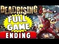 DEAD RISING 3 GAMEPLAY WALKTHROUGH ENDING (Full Game)