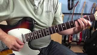 Knock On Wood - Guitar Play Along