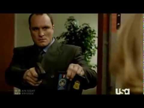 In Plain Sight - Co-Starring Jackamoe Buzzell as FBI Agent
