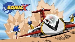 Download lagu [OFFICIAL] SONIC X Ep21 - Fast Friends