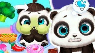 Мультик про малыша панду | Челлендж коктейлей в игре для детей |  Мой виртульный питомец