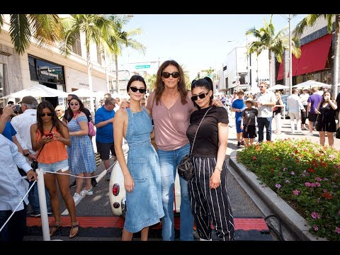 Caitlyn Jenner Spends Father's Day With Kendall and Kylie After Months of Tension