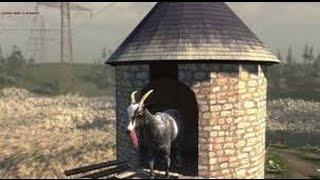 ������� ������� � Goat Simulator ����� 1