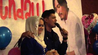 Repeat youtube video RATU KU - ADI PUTRA & AIDA -  WITH 1HOTLOVERS 2013  BIRTHDAY BOY