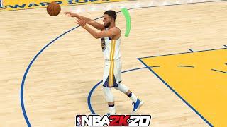 NBA 2K20 Top 10 Rare and Long Distance Trick Shots!