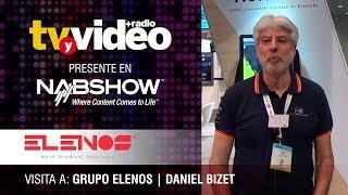 Visita a Grupo Elenos durante NabShow 2019