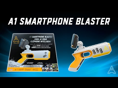 A1 Smartphone Blaster By Arkade | Mobile Gaming Console | Imports Dragon