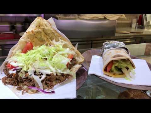 The best döner kebab in Berlin