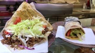 The best döner kebab in Berlin
