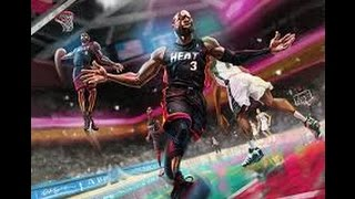 LeBron James - Absolutely All Alley Oops /HD/