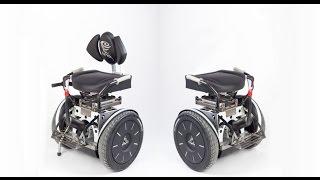 Segway Wheelchair conversion. The Sui Generis Seat