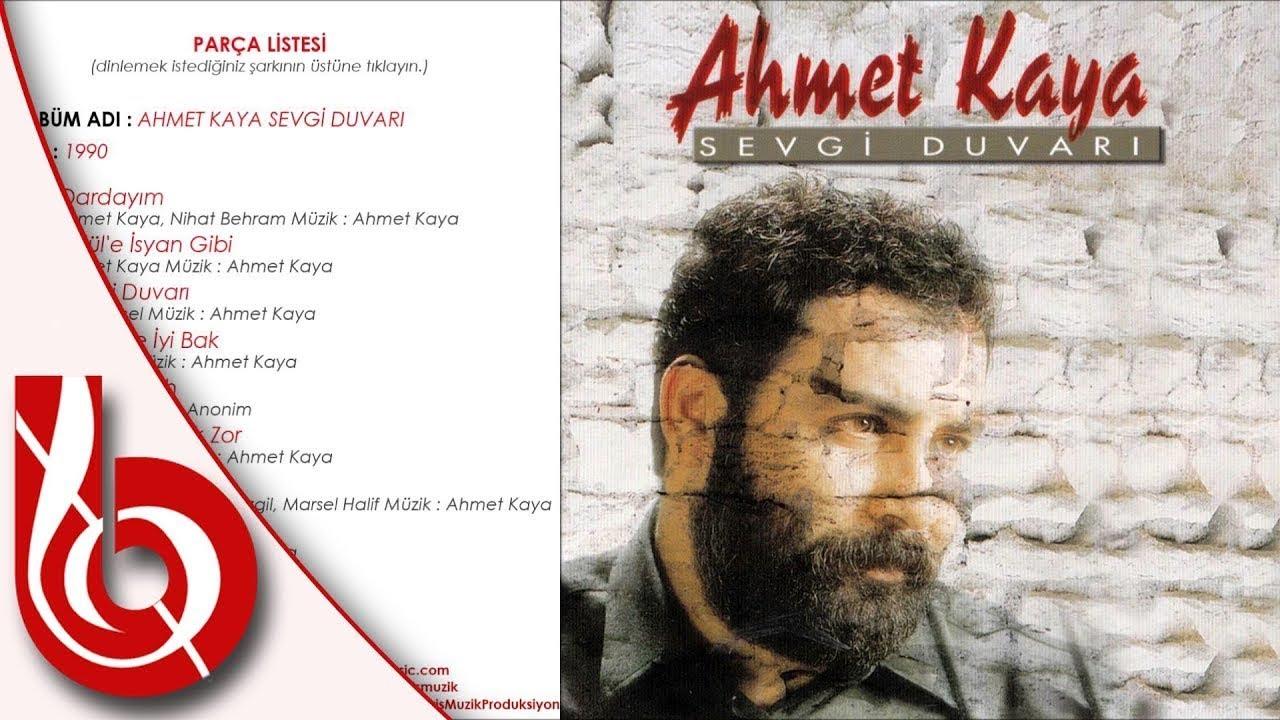 Ahmet Kaya - Şiire Gazele