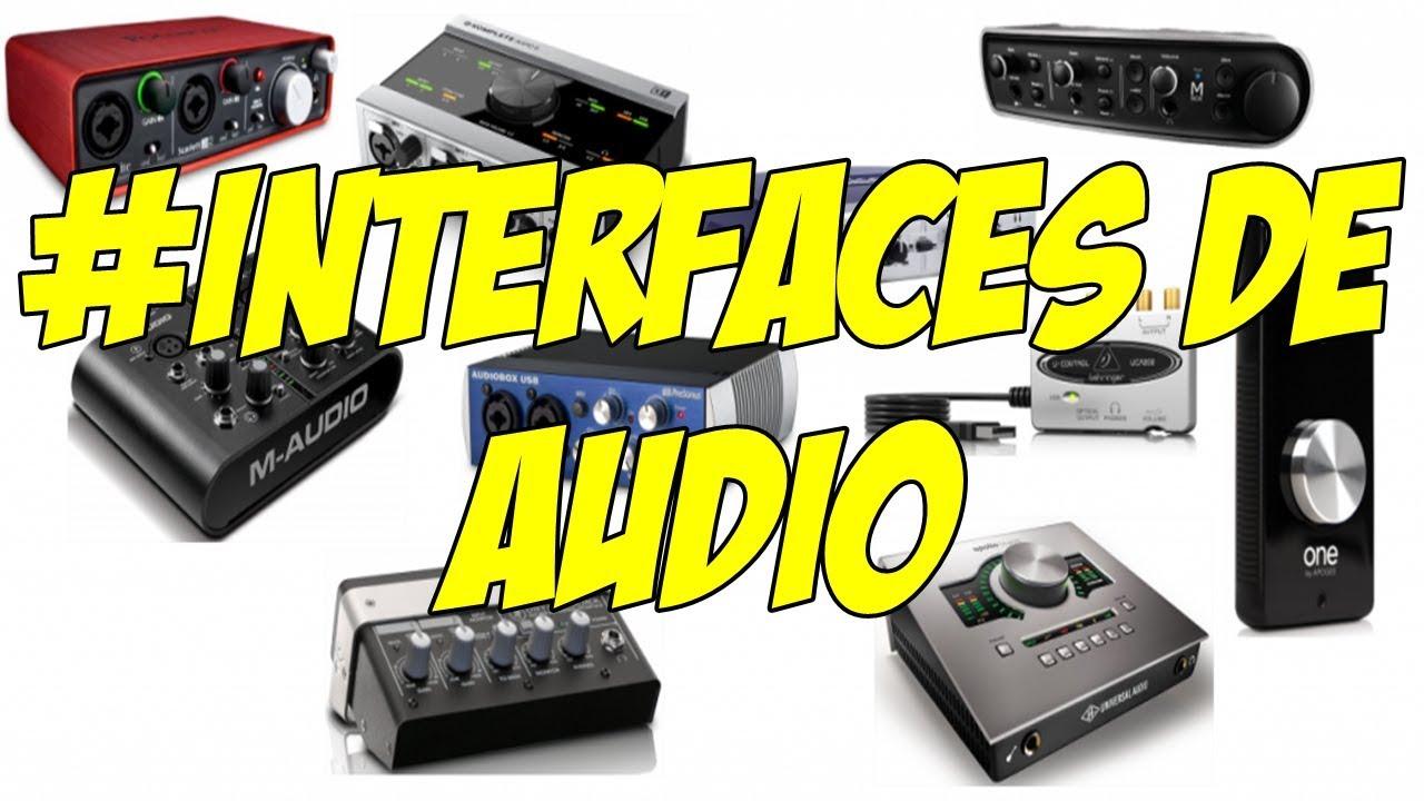 Home Studio - Interface de áudio, como escolher?