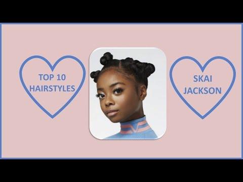 Skai Jackson Photos|Hairstyles: Top 10 Skai Jackson Photos|Hairstyles: Skai Jackson Photos