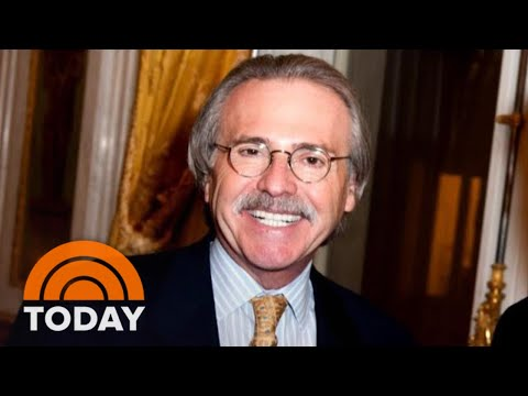 National Enquirer Chairman David J. Pecker Receives Immunity In Michael Cohen Case | TODAY