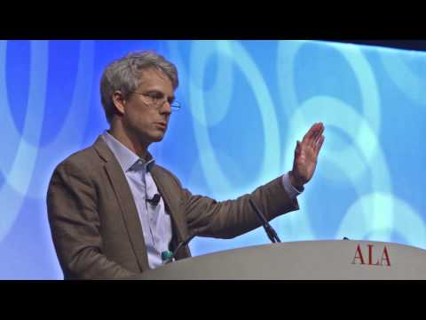 2014 ALA Midwinter Meeting - Brian Floca on His Caldecott Medal ...