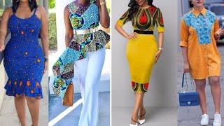 African Fashion : Stunning & Gorgeously Trending Ankara Styles On Instagram (2020 Ankara/Asoebi Styl