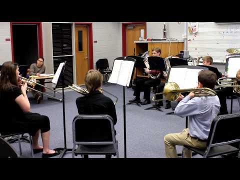 Faubion Band Symphonic 1 Low Brass Ensemble UIL