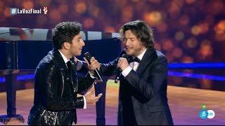"""Manuel Carrasco y Carlos Torres: """"Yo Te Vi Pasar"""" - Final - La…"""