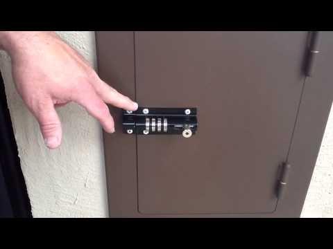 Watchdog Security Pet Door Cover 1