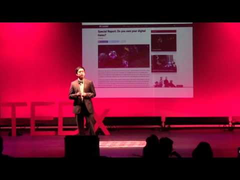 Why Video Games Are My Greatest Economic Mentors | Ric Tolentino | TEDxWhitneyHigh