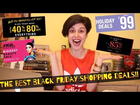 The Best Black Friday Shopping Deals In India!!!