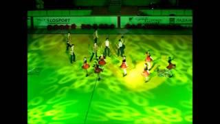 Открытие 12 Международного детского Фестиваля гандбола в Тольятти