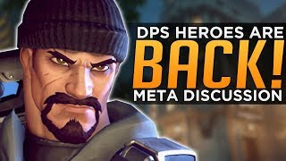 Overwatch: Damage Heroes are BACK! - Meta Discussion