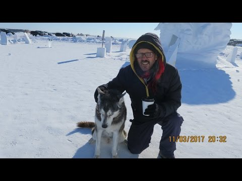 Day out at Yellowknife..NW Territories..Canada.