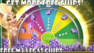 How To Get Free MyVegas Chips
