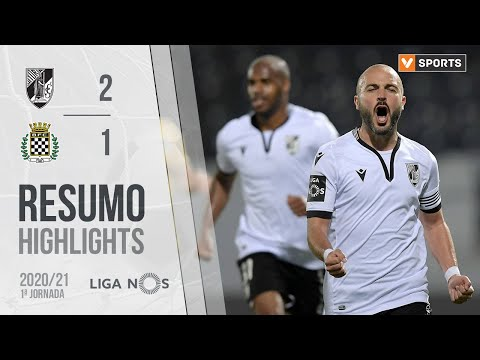 Guimaraes Boavista Goals And Highlights