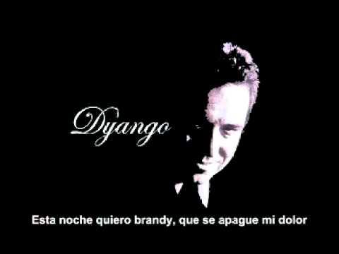 dyango esta noche quiero brandy