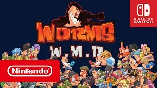 Worms W.M.D - Update Trailer (Nintendo Switch)