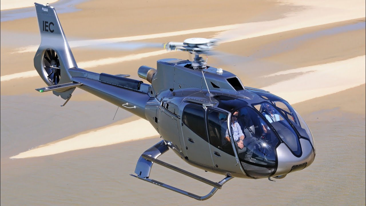 Airbus H130 helicopter - outstanding in any mission
