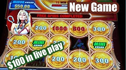 *New Game * Thunder Cash Link | Live caught bonus of first time play