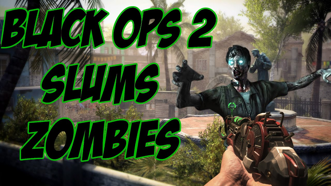 Ray gun mk 3 black ops 2 multiplayer map slums zombies part 1 black ops 2 multiplayer map slums zombies part 1 world at war custom zombies gumiabroncs Images