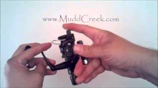Shimano IX1000R Spinning Reel Review by MUDD CREEK