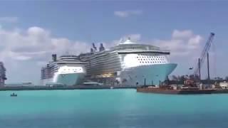 Круизы на новом лайнере
