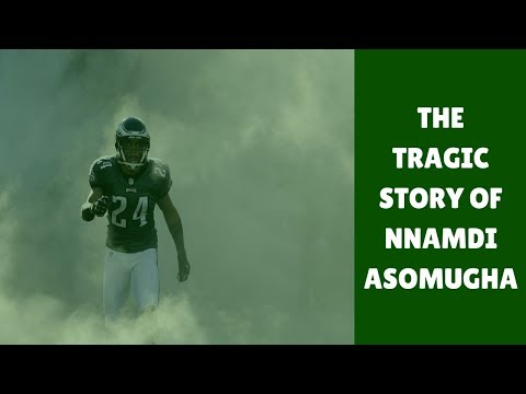 WHAT HAPPENED TO NNAMDI ASOMUGHA? COULD HE HAVE BEEN THE BEST CORNERBACK EVER?! | NFL STORIES