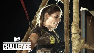 Jenny vs. Nicole In Trapped A Battle Of Rookie Brits | The Challenge: War of The Worlds 2